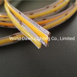 Het nieuwe van de LEIDENE van de Prijs 90-100lm/W W/Ww Goedkope IP20 20V 9-11W/M van het Lage Voltage CRI80 van de MAÏSKOLF Licht Flexibele Strook van de Kabel