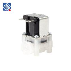 Fpd360K 1/4の12V ROシステムのためのプラスチック入口のソレノイド制御弁