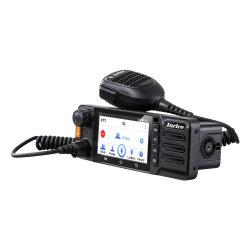 Inrico TM-9 워키토키 이동할 수 있는 라디오 이중 SIM 카드 송수신기 양용 라디오