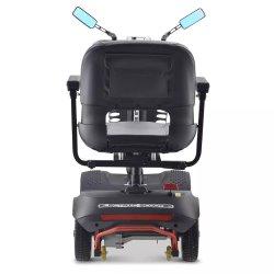 Wisking 4X4, das elektrischen Mobilitäts-Roller-Stolz für Sperrungs-Handikap mit grossen Rädern faltet