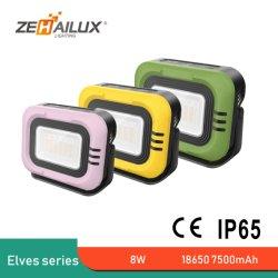 CCT قابل للنقل لون اللون ضوء LED للطاقة الشمسية قابل للضبط في الباب الخلفي لكل المشاهد