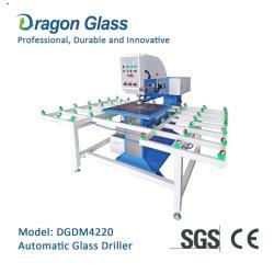 Dgdm4220 الزجاج الحفر المسطح من الزجاج والميترينج المتغير إزالة الجرح أثناء الغسيل إزالة الجرح أثناء القيادة كسر آلة تلميع الكشط على المنحدرات