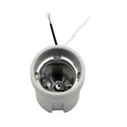 Lampen-Halter des UL-Standard-Porzellan-E26&E27/keramischer Lampenhalter