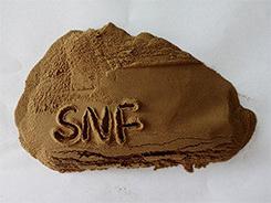 Sulfonato de naftaleno sódico para superplastificante de hormigón