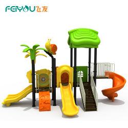 بلاستيكيّة سكنيّة خارجيّ أطفال ترفيه مزح تجهيز ملعب