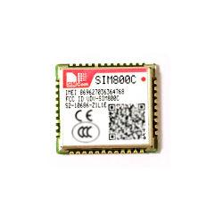 SIM800cの声SMSのデータ伝送のモジュール2gクォードバンドGSM/GPRSモジュール