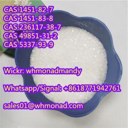 49851-31-2 / 2-برومو-1-فينيل بنتان-1-واحد / 2-بروموفالاروفينون CAS 1451-82-7 /1009-14-9 /59774-06-0 / 5337-93-9 /79099-07-3 /236117-38-7