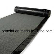 Polyester versterkt SBS Bitumen Waterdicht Materiaal Mineraal oppervlak