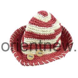 Casual chapeau de cowboy de paille