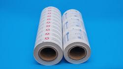 Embalaje de papel estucado de médicos de la jeringa, infusión
