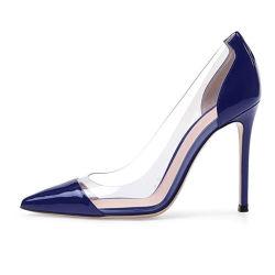 Venta al por mayor fabricante de la mujer tacon fino elegante Latin Salsa Zapatos de baile