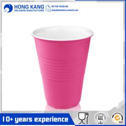 Solo de melamina plástico reutilizável chávena de café para utensílios