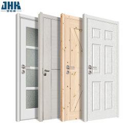 JHK- exterior Interior Puerta de Madera Fabricante