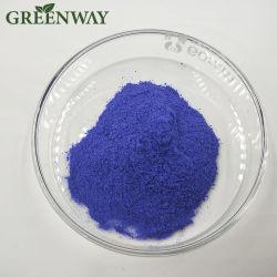 De grado cosmético CAS 49557-75-7 Polvo azul cobre Cobre Tripeptide Ghk-Cu péptido-1 para la pérdida del cabello