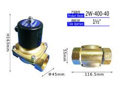 Ajustável de segurança gás líquido Média Pressão liga de zinco ar água Electroíman de controle de inversão da válvula solenóide