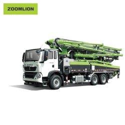 Zoomlion официальным производителем погрузчика установлены конкретные насоса 49X-6rz с Three-Axle