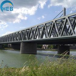 Estrutura de aço Flutuante Pedestre Prefab Aço Inoxidável tira os olhos de barco Bridge