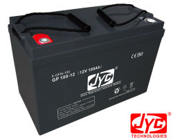 12V 100ah Solar/Wind Turbine Battery (GE100-12)