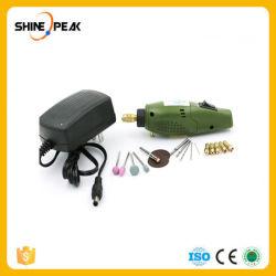 Conjunto de molienda eléctrica Super Mini 12V DC esmeriladora taladro Herramienta para la molienda perforación pulido grabado corte