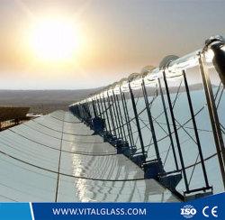 مرآة شمسية عاكسة منخفضة الوضوح مقاس 2,3-6 مم