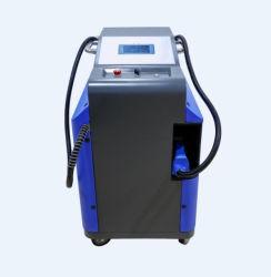 Limpe a ferrugem Limpeza de metais 100W 200W 300W Laser de fibra de remoção de Ferrugem Laser máquina de limpeza