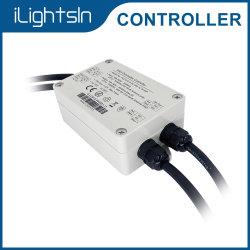 IP65 Dali Dim out بجهد 1-10 فولت مع برنامج تشغيل LED قابل للتخفيت وحدة التحكم في توفير الطاقة المنزلية