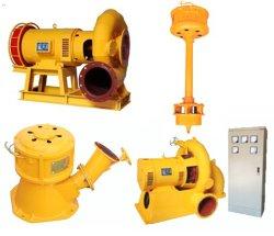 마이크로 물 터빈 작은 수력 전기 터빈 (300W-50kw 유형)