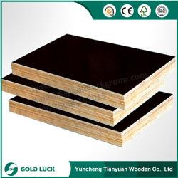 Водонепроницаемая пленка из твердых пород древесины, с которыми сталкиваются Shuttering фанеру/морской фанеры для создания
