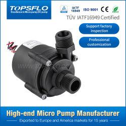 長い寿命の高性能12Vか24V DCの小型熱湯の遠心ポンプ電気小さい浸水許容の循環の水ポンプ