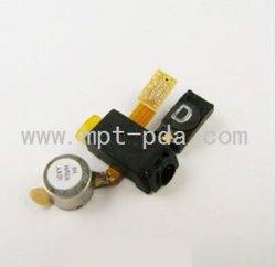 إصلاح أجزاء الشريط القابل للمغذي من Samsung I5700 مع مقبس سماعة الأذن