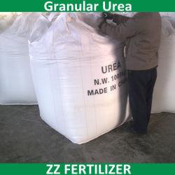 Polvo Granular blanco fertilizantes Urea 46%