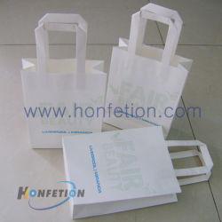 Плоские обработки бумажных мешков для пыли, Kraft бумажных мешков для пыли