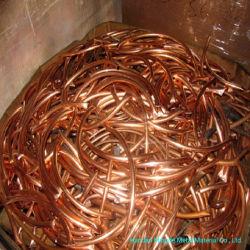 고품질 싼 구리 철사 작은 조각 또는 Millberry 99.99% 구리 철사