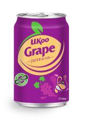 330ml en conserve de raisin Fabricant Juice-Vietnam-OEM Jus de fruits
