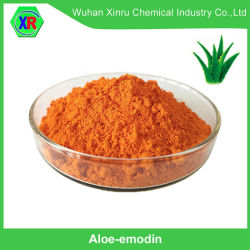 Planta hierbas de alta calidad el extracto de Aloe Vera en polvo Aloe-Emodin el 95%
