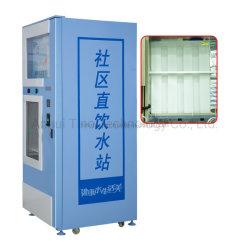 Het automatische Koude Water die van de Zelfbediening van de Fles van de Was Automaat voor Verkoop opnieuw vullen