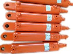 Dubbelwerkende hydraulische zuigercilinder hydraulische cilinder