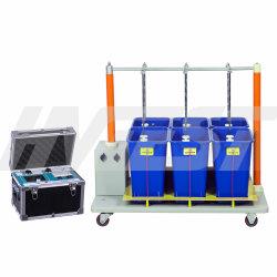 Automatische elektrische Hochspannungs-Hochspannungs-Isolierstiefel mit 30/50 kv, Handschuhe und Applianc Hipot, Die Spannungslecks Widerstehen, Stromprüfgerät mit Ce- und ISO-Zertifikat