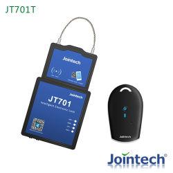 La aduana de RFID de bloqueo de seguridad Bluetooth GPS Tracker para Asset Management