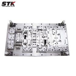 Professionnel personnalisé emboutissage de métal la perforation du moule pour la borne (STK-MLD-019)