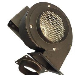 120W de koelVentilator van de Ventilator van de Lucht gelijkstroom van de Ventilatie van de Uitlaat Centrifugaal