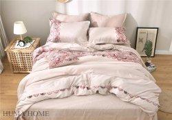La moda de sirena de estilo pop moderno Ins Dulce Hogar decoración impresión digital textil ropa de cama de algodón ajustado