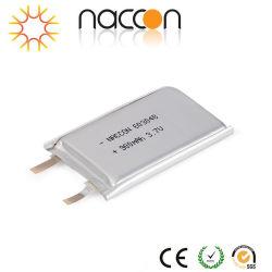 무선 마우스를 위한 Lp603040 3.7V 600mAh 리튬 중합체 재충전 전지