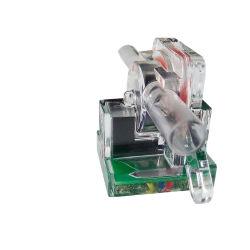 3.6V-24V de la température ambiante distributeur d'eau Lait débitmètre de liquide