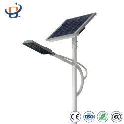 120W Luz Rua Solar Controlador de carga no exterior