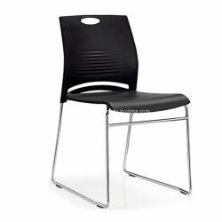 Nouveau siège en plastique moderne&Back empilable Chaise visiteur de formation
