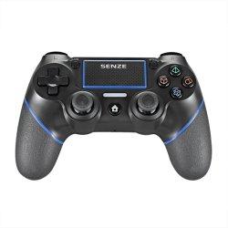 Contrôleur de jeu sans fil Senze chaud/manette de jeu/de la manette pour PS4 avec Bluetooth.