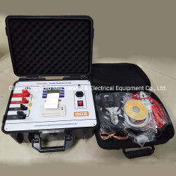 Gdhl-200 Disyuntor de alto voltaje Probador de resistencia de contacto