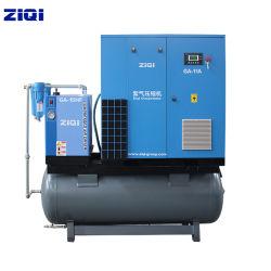 De geschikte Compressor van de Lucht van de Schroef voor Plastic Verwerking