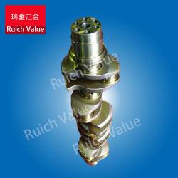 أجزاء محرك الديزل عمود الكرانك الحديدي المصبوب لـ Hino P11c P11c محرك K13c جديد طراز N6/P11c/P09c/K13c/P11c جديد/U11/Ef750/F17c/D/E/Ef750-II/Ef750t
